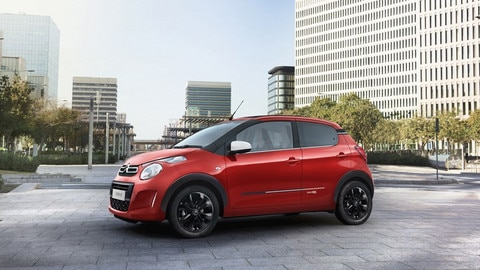 Citroën Presents The Latest Version of C1 Urban Ride