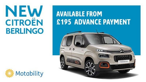 New-Berlingo-Motability
