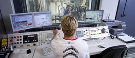 Citroën Racing - Engine department