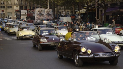 Citroën DS is 50 years old