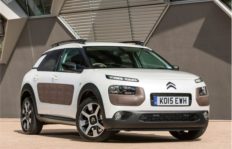 C4 Cactus Citroën double success