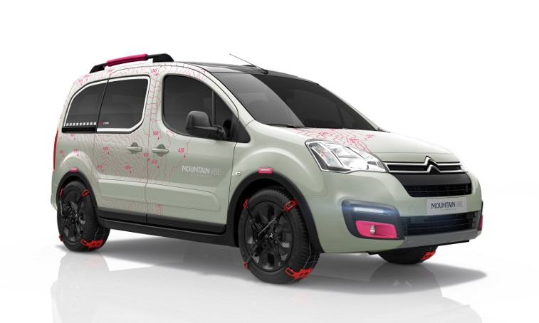 Berlingo Mountain Vipe Concept