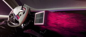 Citroën Revolte concept car  - Touch screen