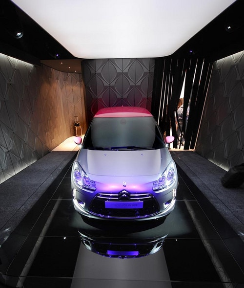 Citroën DS Inside at the Geneva Motor Show