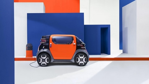 Ami One Concept: Citroën Unveils Its Own Vision Of Urban Mobility Accessible To Everyone