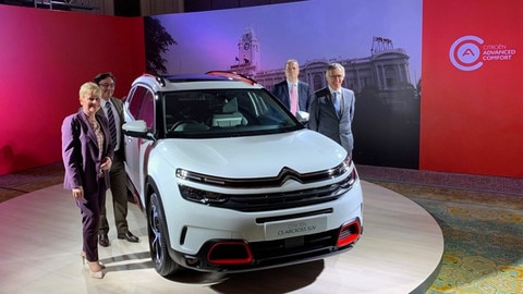 Citroën Targets The Indian Market