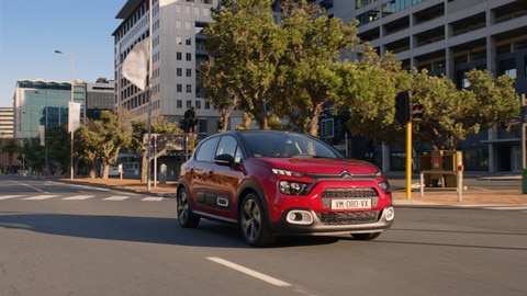 New Citroën C3 Arrives with a Fresh and Colourful Campaign