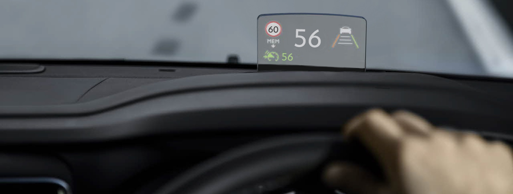 1800x681 Head Up Display