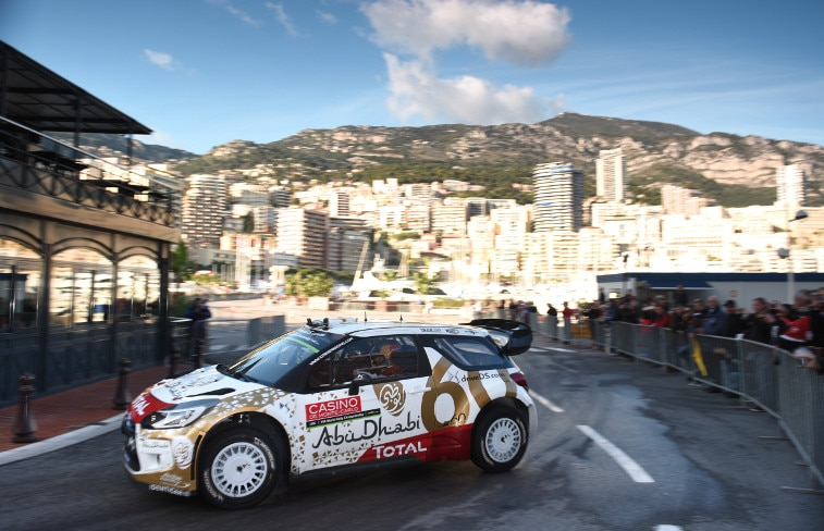 Monte-Carlo Result DS3