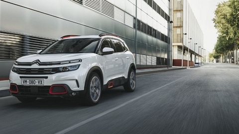 Citroën Continues To Outpace The UK Car Market