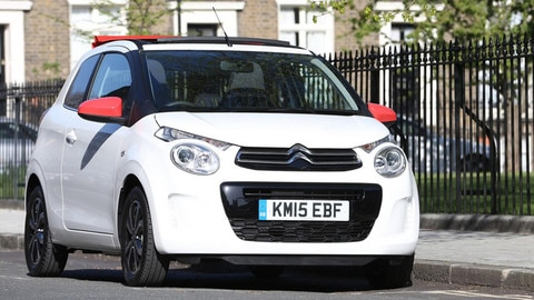Citroën donates C1 city car in support of #Trekstocking festive fundraiser