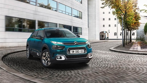 New Citroën C4 Cactus: The Ultra-Comfortable Hatchback with a unique personality