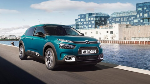 New Citroën C4 Cactus: The Ultra-Comfortable Hatchback from £17,265 MRRP OTR