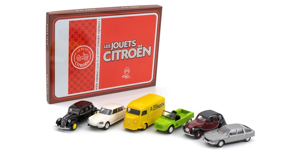 Citroen-Origins-Miniatures