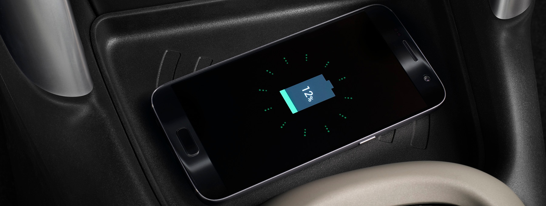 Citroen Wireless Charging