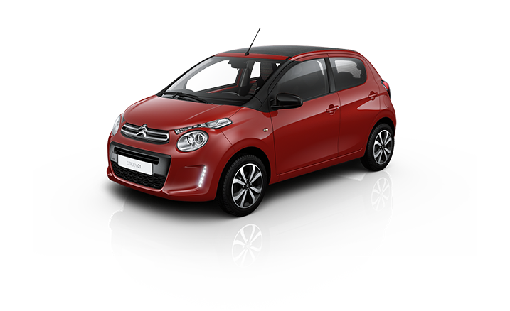 Citroën C1 Cars | New City Cars | Citroën UK - Citroën United ...