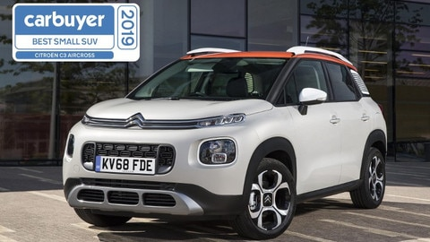 Citroën Secures Double Win At Carbuyer Awards 2019