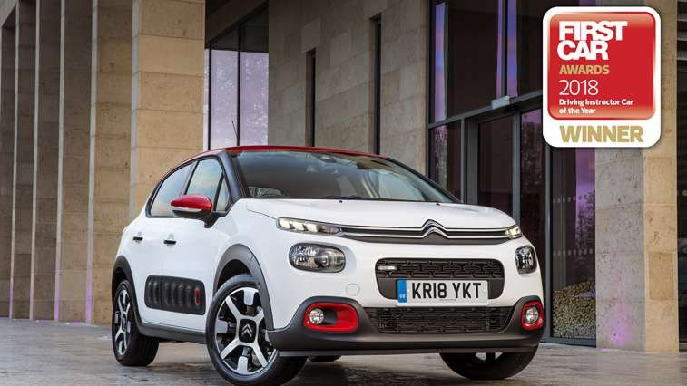 Citroen-C3-FirstCar-Awards