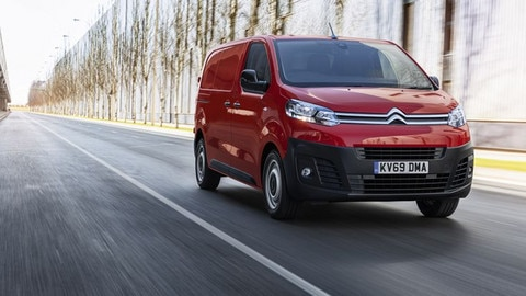Citroën Dispatch Van Wins At The Commercial Fleet Awards