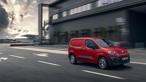 Citroën UK Commercial Vehicle Market Share Continues To Grow After Bumper Month In September