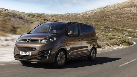 New Citroën Ë-Spacetourer: The 100% Ëlectric MPV With Up To Nine Seats