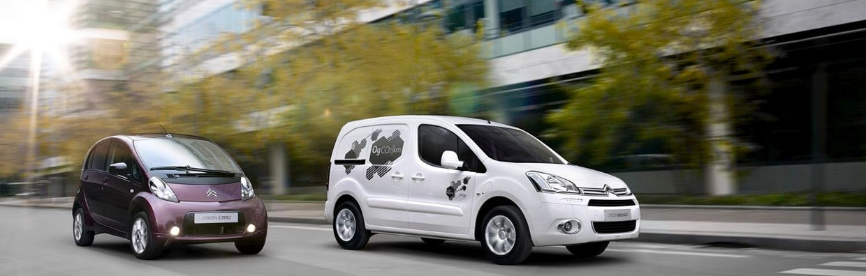 Citroen-Electric-Vehicles