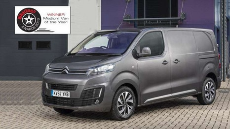 Citroën-Dispatch-What-Van-Best-Medium-Van-Award