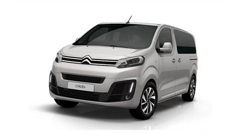 Citroën reveal the new Citroën SPACETOURER