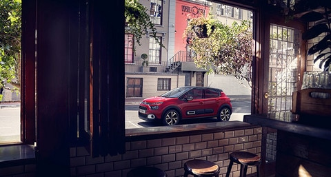 New Citroën C3: ever more personality and comfort!