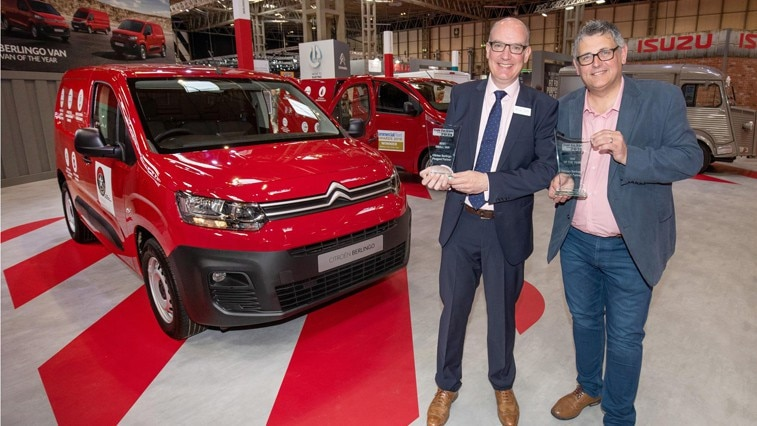 New-Berlingo-Trade-Van-Driver-Award