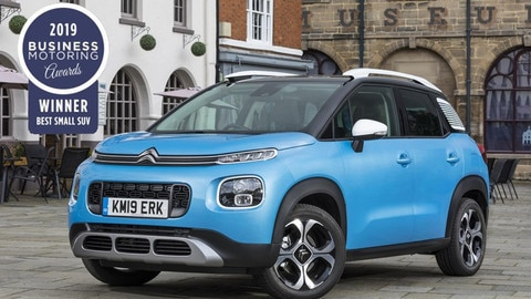 Citroën C3 Aircross Wins Best Small Suv In The 2019 Business Motoring Awards