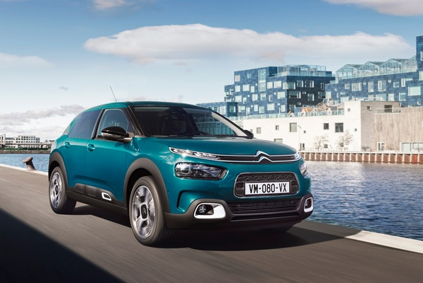 New Citron C4 Cactus Hatch Photos Videos Description Citron Uk