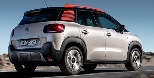 Citroen c3 crossback
