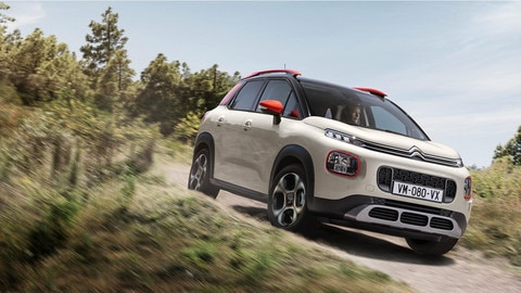 Citroën at the 2017 Frankfurt Motor Show: World Premiere for New C3 Aircross Compact SUV