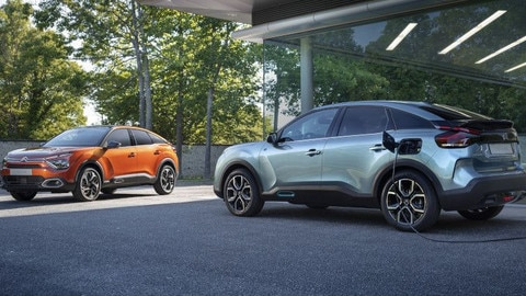 Citroën UK Opens Orders for New C4 and ë-C4 - 100% Ëlectric: Prices and Specifications Confirmed