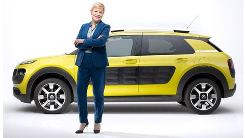"""Citroën global CEO Linda Jackson is named """"Most influential British woman in the car industry"""""""