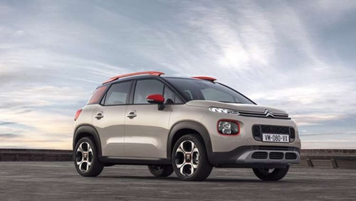 UK Reveal of New C3 Aircross Compact SUV