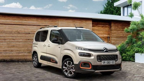 UK Reveal of New Berlingo