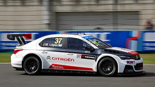 Second FIA World Touring Car Championship title