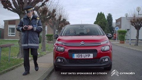 """Love A Little Frencher"" Says Citroën In First Dates Idents, Each With A Laugh Out Loud Twist"