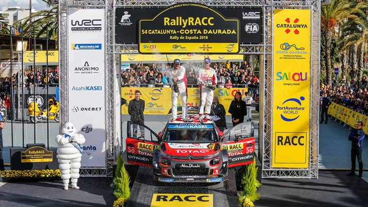 Rally-Catalan-2018-Victory