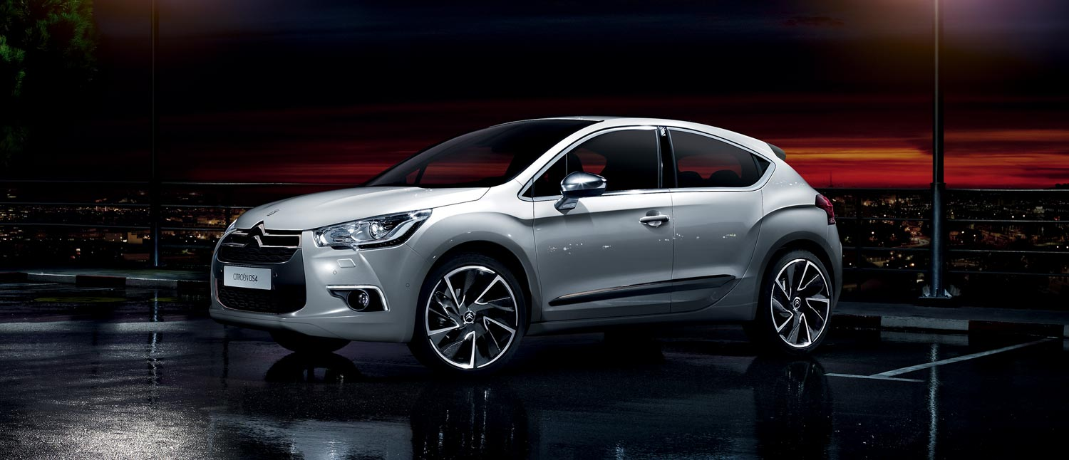 Of The New Ds4 In United Kingdom P7 Citroen Citron Cars