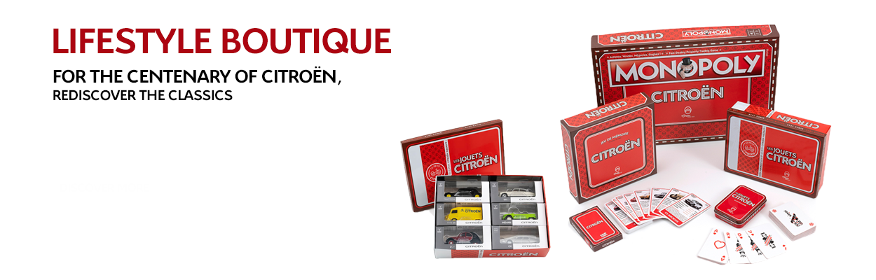 Citroen-Boutique-Lifestyle-Classic-Games-Homepage-Banner