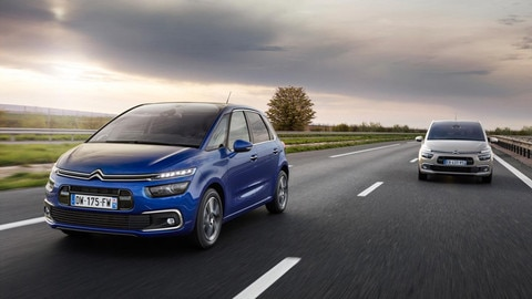 Introducing New Citroën C4 Picasso & Grand C4 Picasso