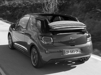 Citroën DS3 & DS3 Cabrio become DS 3 & DS 3 Cabrio - Citroën UK