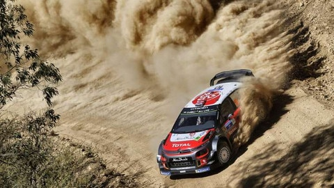 A Second Consecutive Podium for the C3 WRC