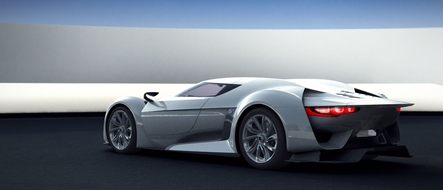 2008 Citroen GT Concept - Images, Specifications and Information