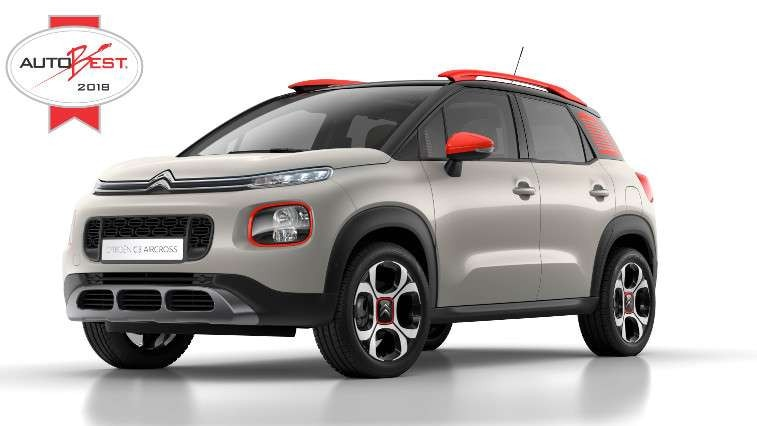 Citroen C3 Aircross Award