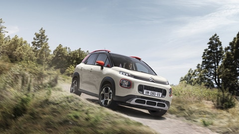 New Citroën C3 Aircross Compact SUV: Already 20,000 Orders And Five Stars In The Euro NCAP Test