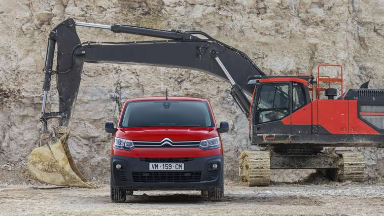 New-Berlingo-Van-Building-Site
